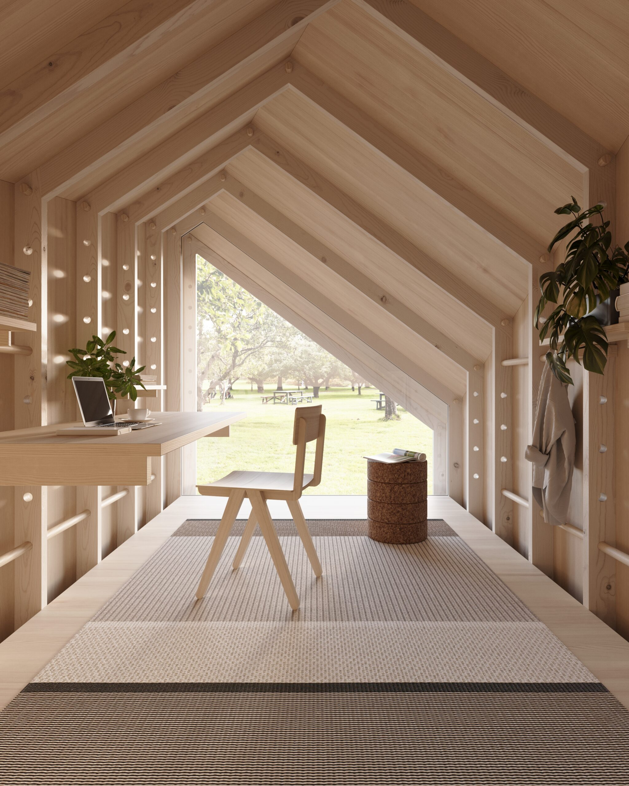Rebirth of the Home Office: Restoring a Connection with Nature | Live Nordic